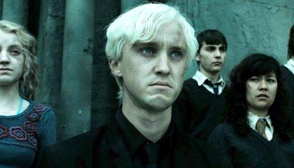 El cambio radical Tom Felton (Harry Potter), irreconocible en su nueva película