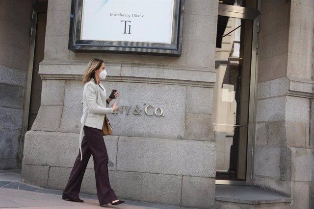 Economía.- El juicio por la fusión fallida de Tiffany y LVMH comenzará en enero