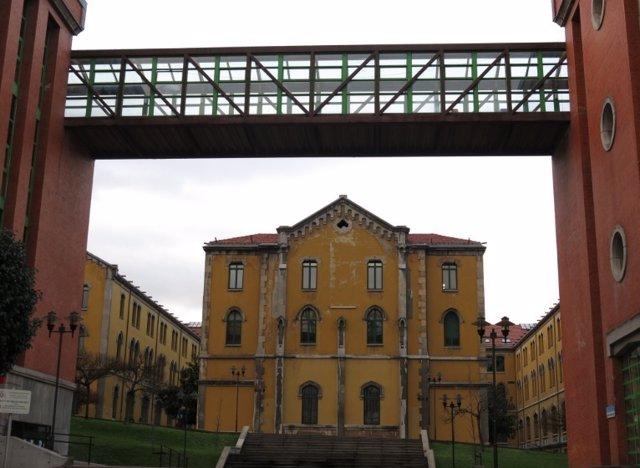 Escalinata del Campus del Milán