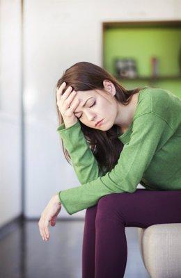 Desenmascarar la anemia, cansancio, dolor de cabeza