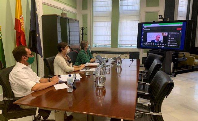 Reunión del Consejo de Participación del Parque Nacional y Parque Natural de Sierra Nevada