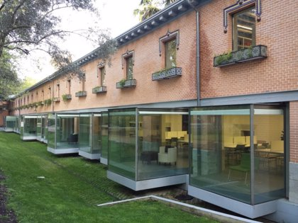 La biblioteca pública municipal Eugenio Trías de Madrid, Premio Liber 2020