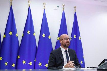 Aplazada la cumbre de líderes de la UE por el contacto de Michel con un enfermo de COVID-19