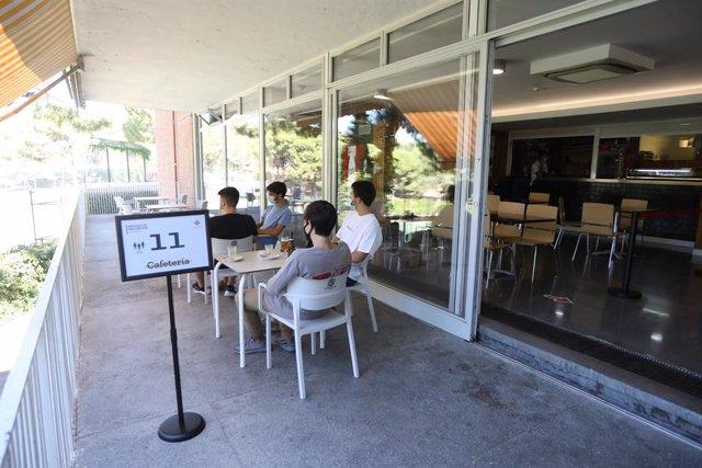Colegios mayores reivindican su previsión para el inicio de curso, que comienza