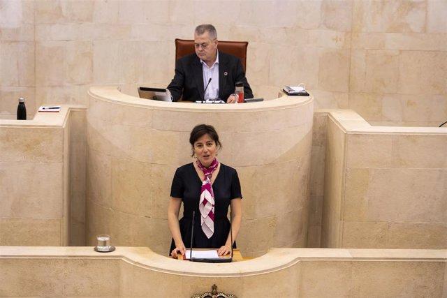 Directora general de Salud Pública, Paloma Navas