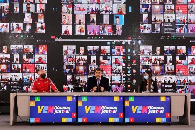 Venezuela.- EEUU sanciona a cuatro opositores afines al Gobierno de Maduro en Ve