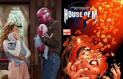 El guiño a X-Men del tráiler de Bruja Escarlata y Visión (WandaVision) que será clave en el Universo Marvel