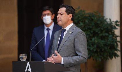 """Moreno asegura que se está trabajando """"con determinación"""" para minimizar riesgos en la aceituna"""