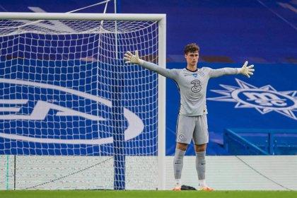 El Chelsea ficha a Edouard Mendy para pelear por la portería con Kepa