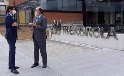 Iberdrola sitúa en Bizkaia su centro mundial de innovación de redes inteligentes para liderar la transición energética