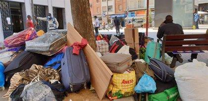 """El PP advierte que el dispositivo de temporeros de Logroño """"no está funcionando"""""""