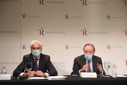 Cvirus.- El Teatro Real limita a un 65% el aforo de cada zona delimitada y propone la reubicación de algunos abonos