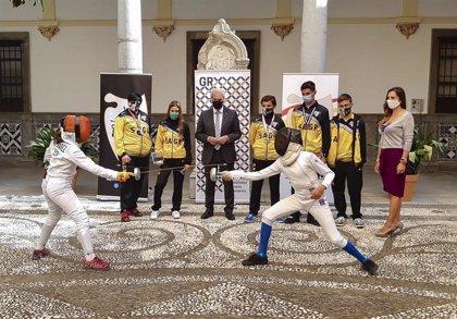El club de esgrima Sala de Armas de Granada es el más laureado de Andalucía