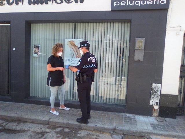 Policía Local de Bolaños.