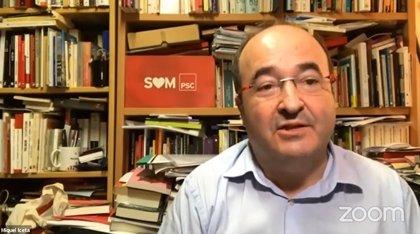 """Iceta cree que Catalunya ha perdido """"empuje económico"""" y pide alinear políticas con España y la UE"""