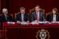 El Rey deja de asistir por primera vez a la entrega de despachos a jueces en Barcelona