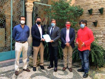 Junta destaca las ayudas al alquiler para autónomos, ocio nocturno e infantil contra la crisis en Córdoba