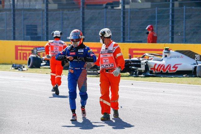 """Fórmula 1/GP Rusia.- Carlos Sainz: """"Ha sido bueno tener algo de tiempo para anal"""