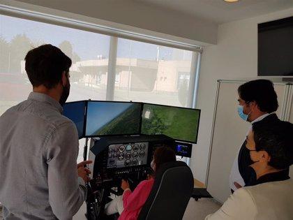 Boeing culminará en octubre las pruebas de su proyecto de seguridad aérea en el Polo de Rozas