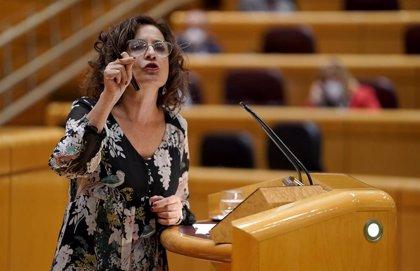 """Montero dice que España """"tendrá PGE pese al PP"""", al que dice llamar y """"no querer sentarse"""" a negociar"""