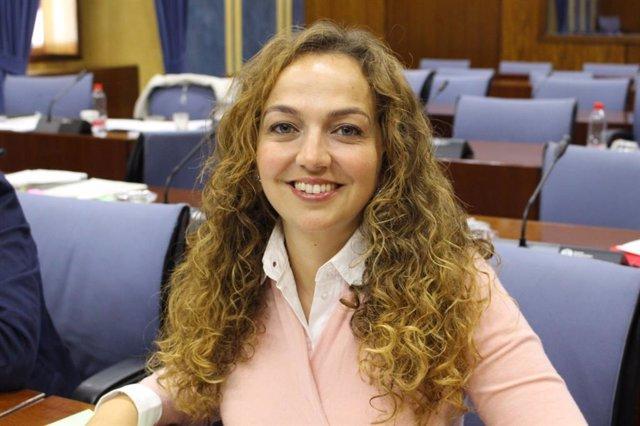 Marta Escrivá, en una imagen de archivo