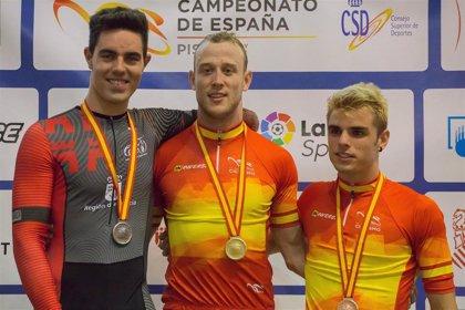 Los mejores 'pistards' españoles buscan coronarse en el Velódromo Miguel Indurain