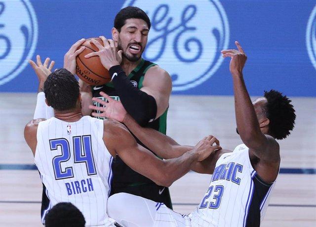 Baloncesto/NBA.- La nueva temporada de la NBA comenzará en enero de 2021 en el m