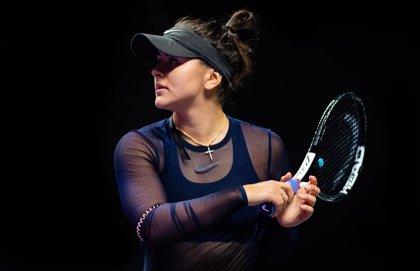 Bianca Andreescu pone fin a su temporada 2020 sin jugar ni un solo partido