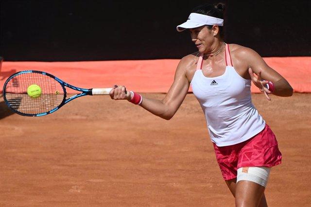 Tenis.- Garbiñe Muguruza vuelve al 'Top 15' tras sus semifinales en Roma y Bolso