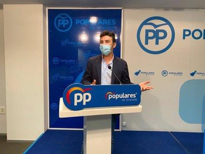 """PP de Granada ve """"tomadura de pelo"""" que Díaz pida más líneas de transporte cuando """"votó en contra del dinero necesario"""""""