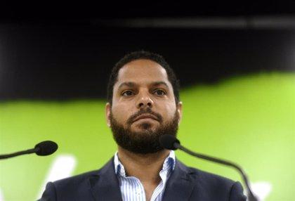 Ignacio Garriga defenderá la moción de censura de Vox contra el presidente Sánchez