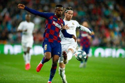 Nelson Semedo se despide del FC Barcelona