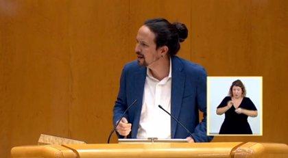 """Iglesias a PP: """"Su corrupción ha llegado a niveles escandalosos"""""""
