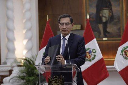 Vizcarra saca pecho ante la ONU de su gestión del coronavirus y su lucha contra la corrupción en Perú