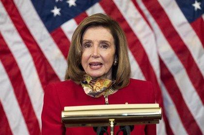 La Cámara de Representantes estadounidense aprueba una ley para evitar el cierre del Gobierno