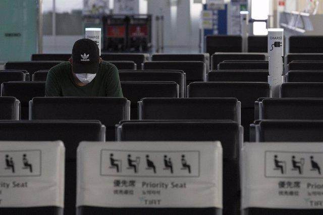 Coronavirus.- Japón considera relajar sus restricciones de entrada a extranjeros