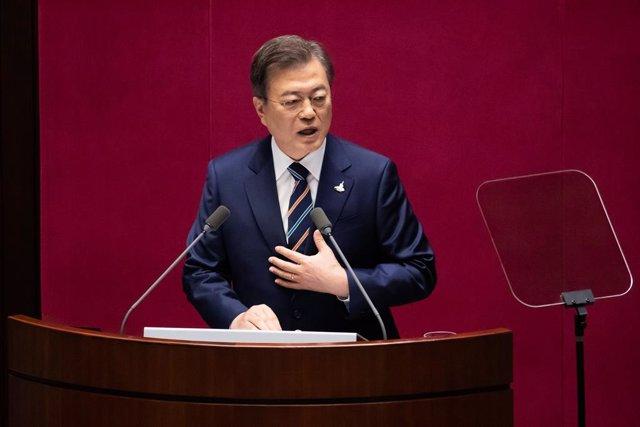 Corea.- Seúl toma la palabra en la ONU para tender la mano a Corea del Norte y s