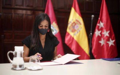 """Villacís califica de """"grave"""" la situación en Madrid, donde """"se ha notado mucho la reducción de movilidad"""""""