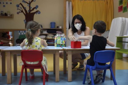 La futura escuela infantil municipal de Villaverde será la primera que tendrá pintura antiCovid en su interior