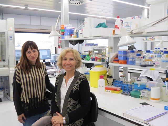 Dra. Núria Casals i Rut Fadó