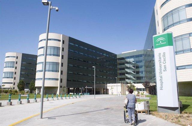 Hospital Clínico del PTS, en imagen de archivo