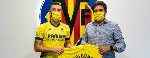 Fútbol.- Moi Gómez renueva con el Villarreal hasta 2025