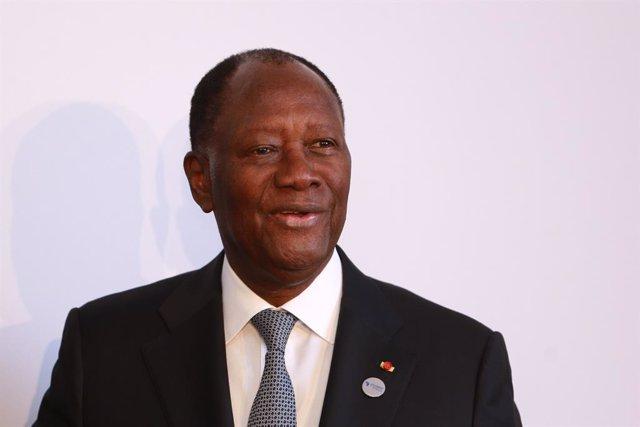 C.Marfil.- El partido gobernante en Costa de Marfil asegura que habrá elecciones