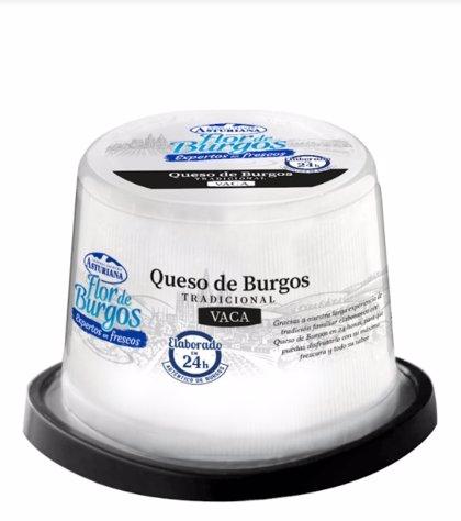 Capsa Food y Flor de Burgos se alían con el Grupo TGT para lanzar una gama de quesos y yogures
