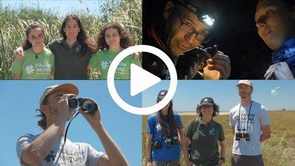 Un total de 320 jóvenes participaron en 42 jornadas de trabajo para preservar la Red Natura 2000 en el LIFE Followers