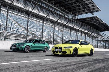 BMW lanzará en marzo los nuevos M3 Competition y M4 Competition Coupé, con hasta 510 caballos