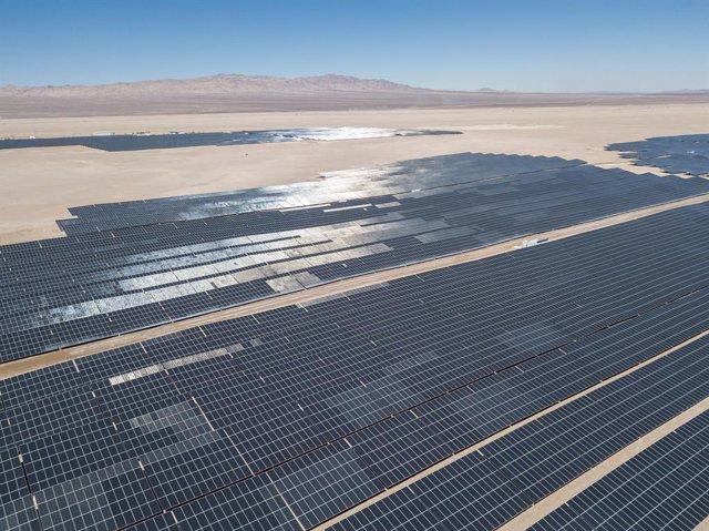 Economía/Empresas.- Acciona inicia la construcción de una planta fotovoltaica en