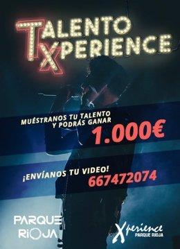Final Talento Xperience Parque Rioja