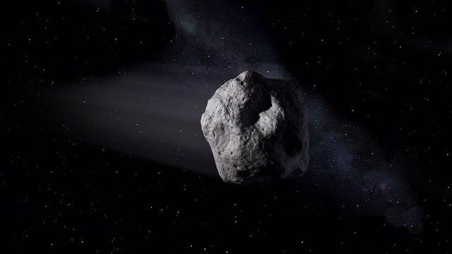 Una roca espacial recién descubierta pasa la Tierra a 22.000 kilómetros