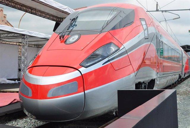 El tipo de tren con el que Ilsa operará la alta velocidad en España